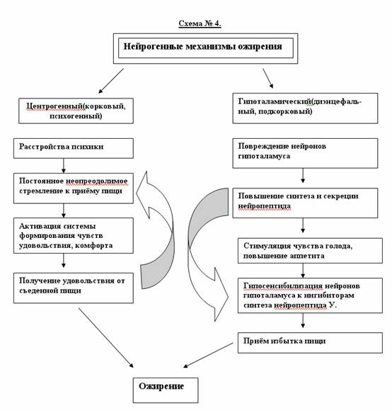 Стеатоз и кетоз печени